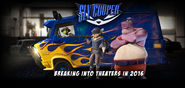 sly cooper movie website
