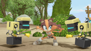 sonic boom season 2 episodes 26 -29 robots from the sky screenshot