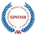 SDVOSB Logo - Bottled Water Shortage and High Gulf Temps Raise Risks