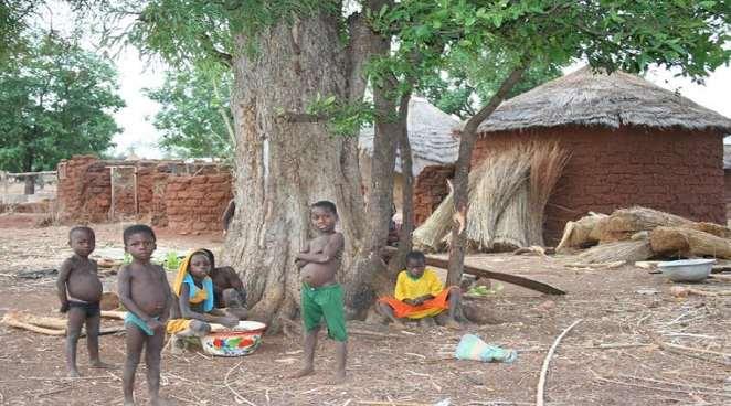 Togo Rural areas