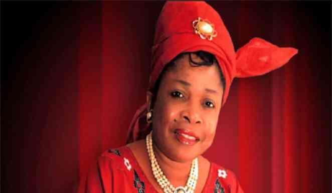 Late Christy Essien Igbokwe