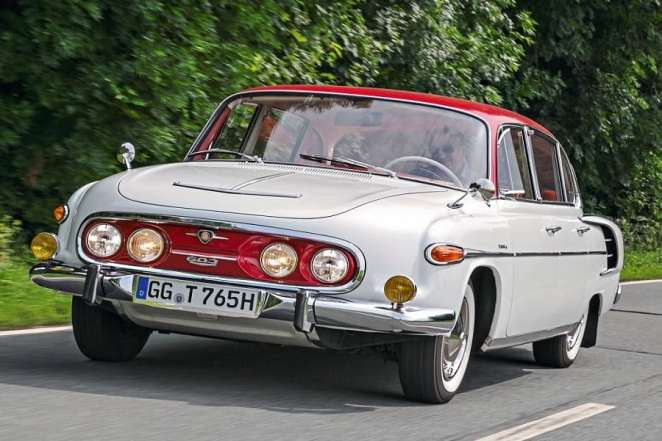 Tatra 603 | Image: autozeitung.de