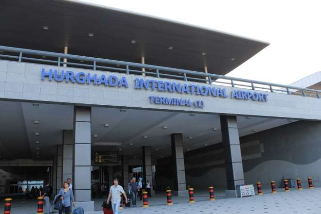Hurghada International Airport (Egypt)
