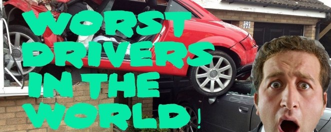 Worst Drivers in the world |Photo credits: youtube.com