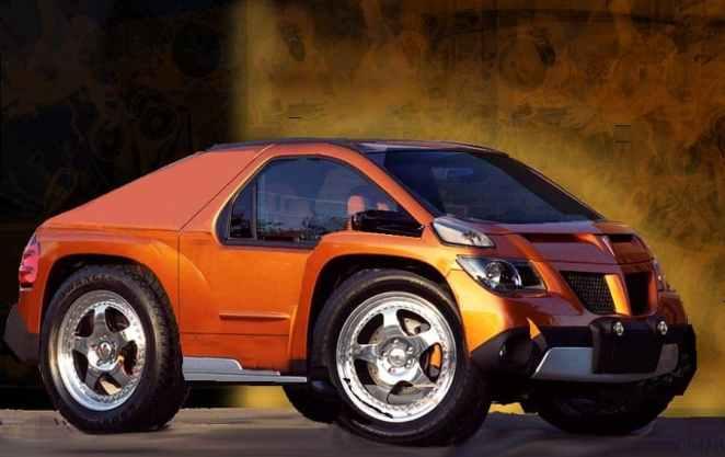 Pontiac Azatek | Image: flickri.com