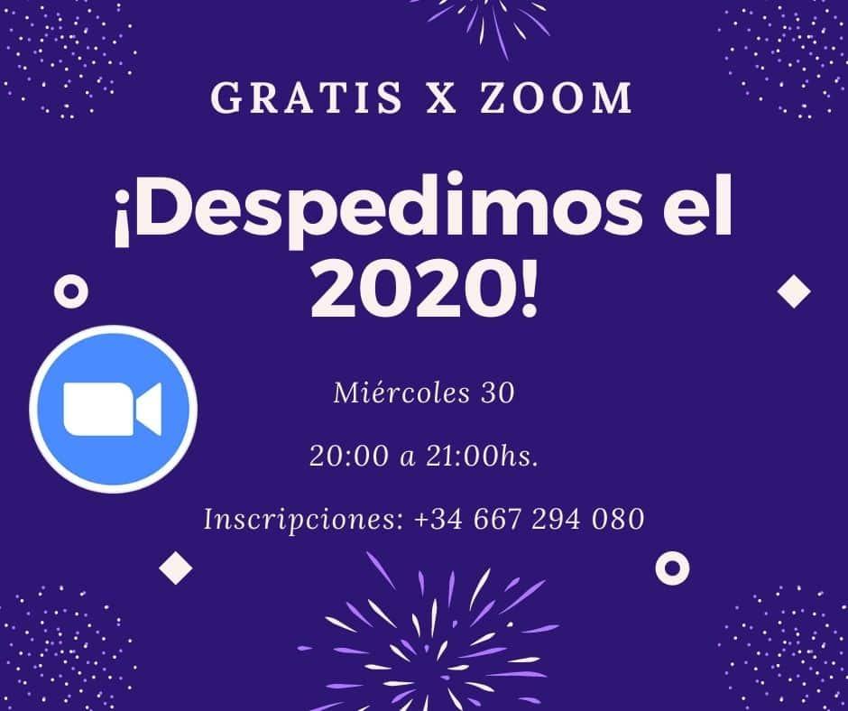 despedimos el 2020 y nos abrimos al 2021