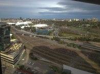 1 Spring St Level 15, Jolimont Railyards, Rod Laver Arena, Yarra River, Royal Botanic Gardens,