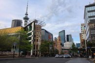 Queen St, Central Auckland