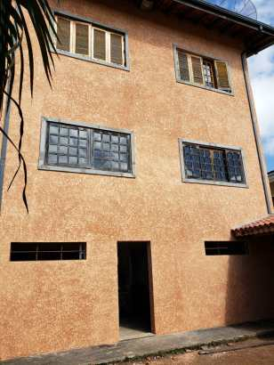 Casa em condomínio   Textura Projetada