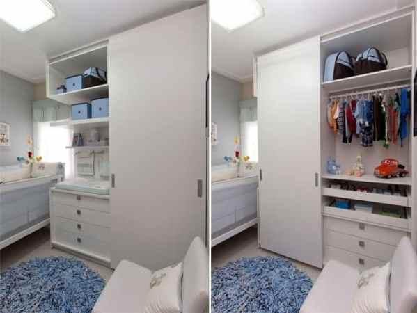 01 armario quarto de menino com trocador