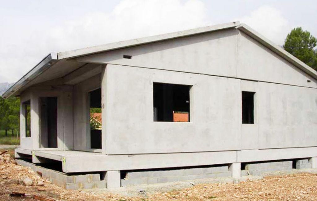 Casas pr fabricadas tipos vantagens e como funciona - Casas de cemento prefabricadas ...