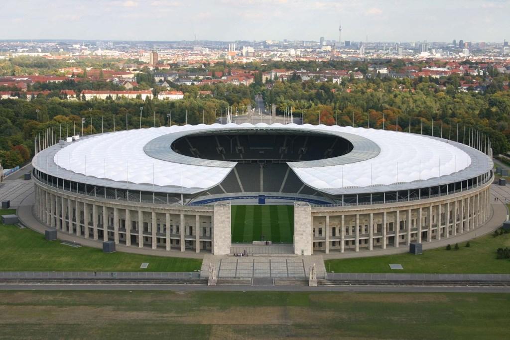 Olympiastadion, Berlim (Alemanha), 1936