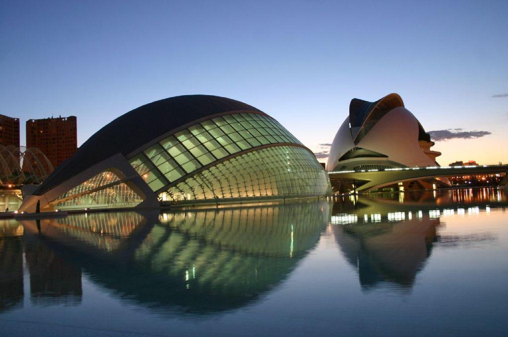 Cidade das Artes e Ciencias