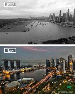cingapura antes e depois