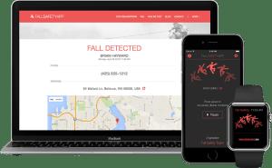Melhores aplicativos do mundo para engenharia civil: Fall Safety App