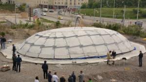 Concreto Inflável: a nova aposta da Construção Civil