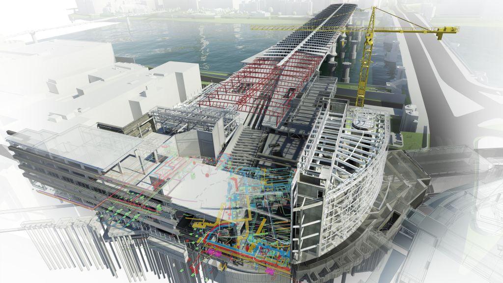 Tecnologia na construção civil: 4 novidades para o futuro (e o presente)