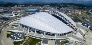 Copa do Mundo 2018: Estádio Fisht