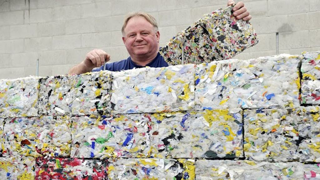 materiais sustentáveis - replast