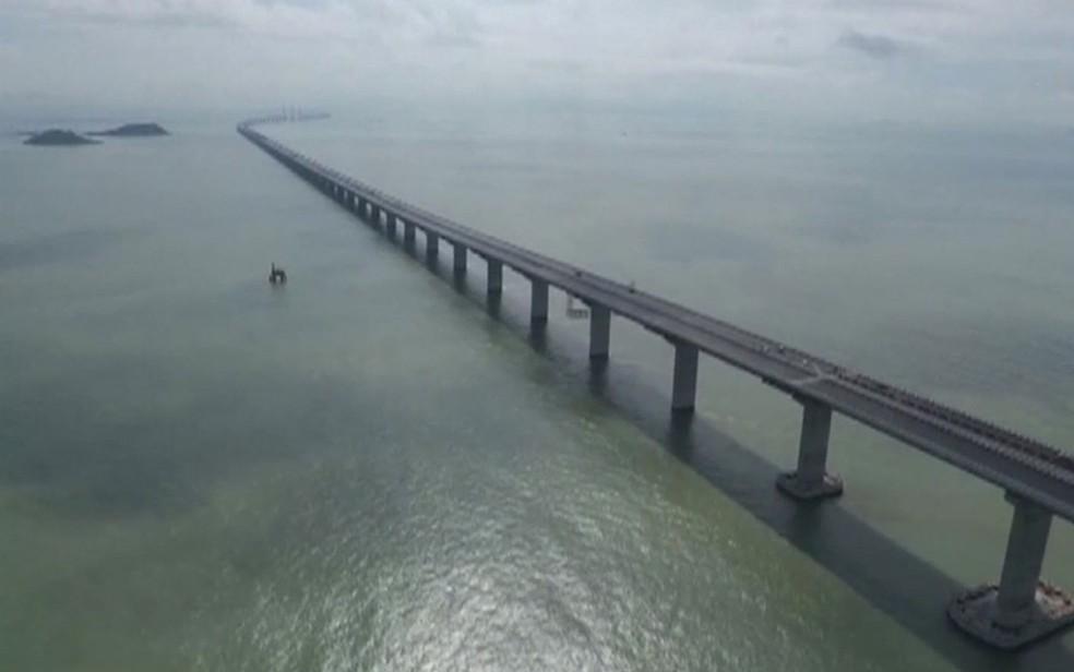 a maior ponte do mundo