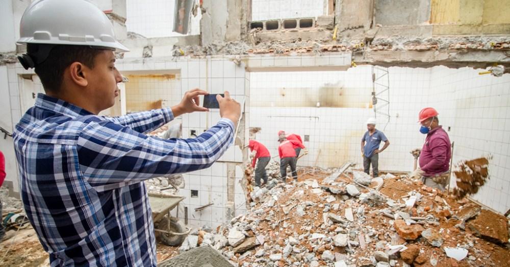 Gestão de obras: Metroll aumenta mais de 25% a produtividade nos projetos