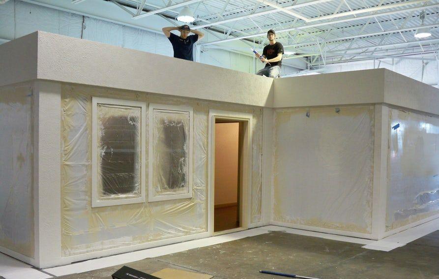 construções à prova de furacões