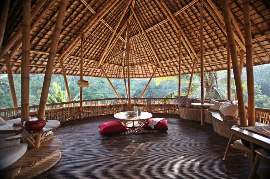 bambu arquitetura