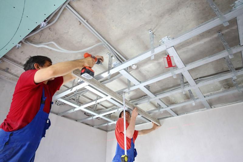 Prix Et Pose D Un Plafond En Placo Cout Moyen Tarif D Installation