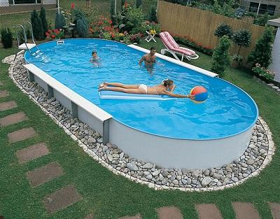 Piscina Metalica Hobby Pool Supraterana