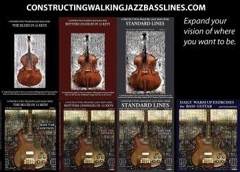 Construcing Walking Jazz Bass Lines
