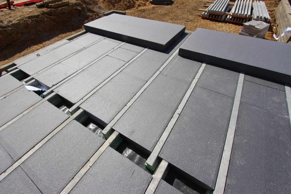 Milbank Concrete Products Launch Revolutionary Warmfloor
