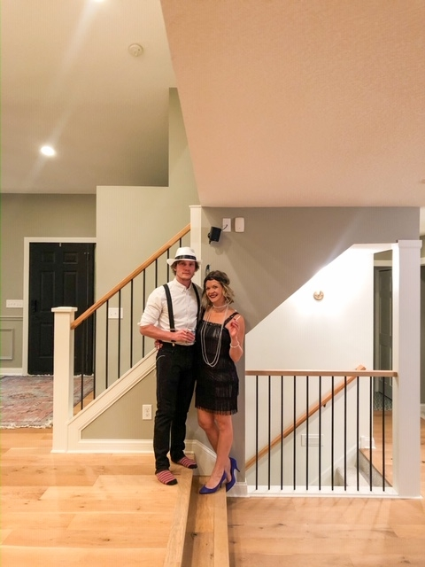 Tips Tricks To Diy Your Staircase Railing Construction2Style | Pre Assembled Stair Railing | Pressure Treated | Aluminum Stair | Deck Railing Systems | Cable Railing Kit | Deckorators