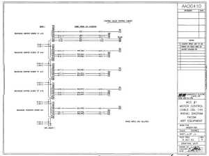 mcc #1 motor control cable wiring diagram