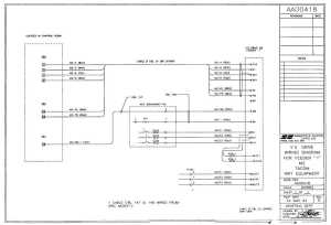 VS drive wiring diagram for feeder