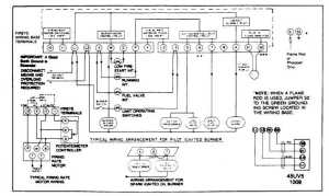 SUGGESTED WIRING DIAGRAM FOR FIREYE EP260, EP261, EP270