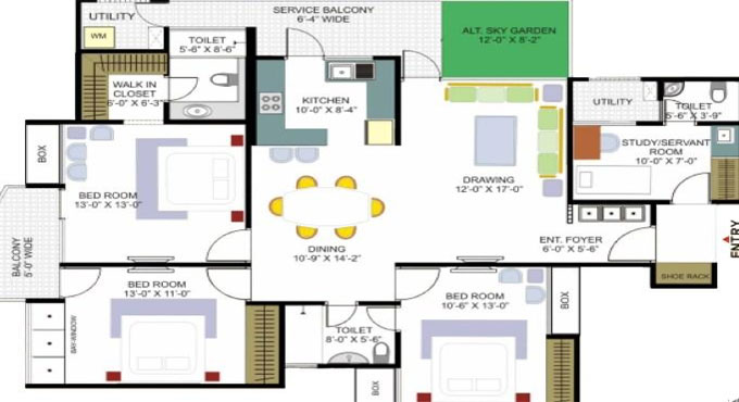 More about design drawings and model planning