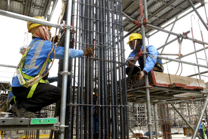 Safety Measures in Construction Site