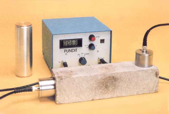 Pundit Lab - Ultrasonic Pulse Velocity Tester