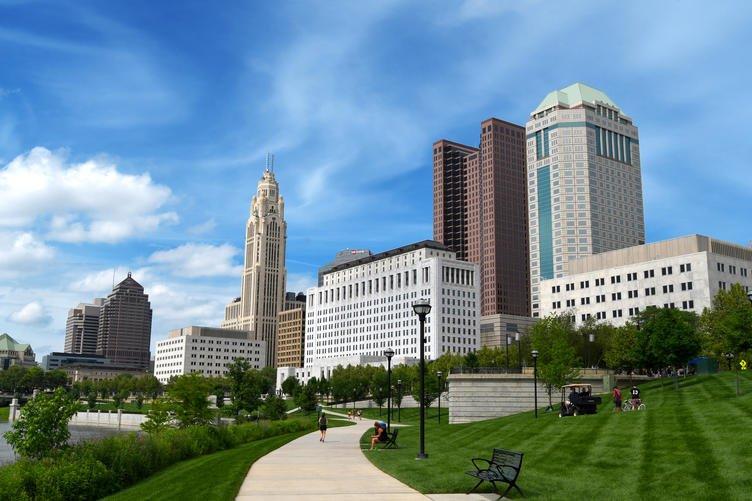 Ohio Columbus P1R4RP
