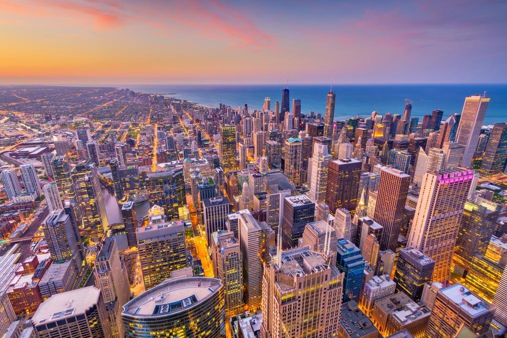 Illinois Chicago P7MRNE