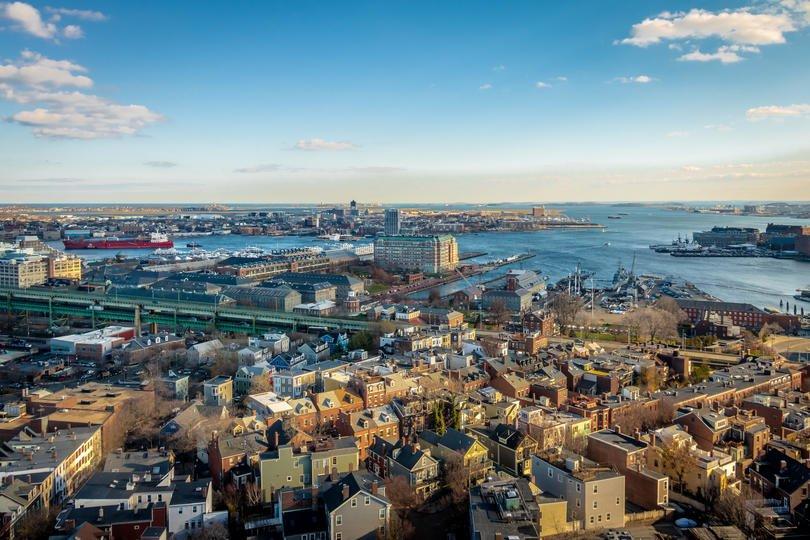 Massachusetts Boston HT4181