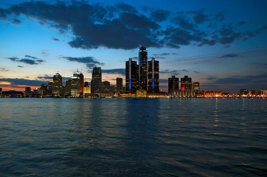 Michigan Detroit ENA9Y7
