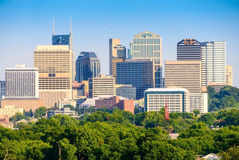 Tennessee Nashville EAN9K1