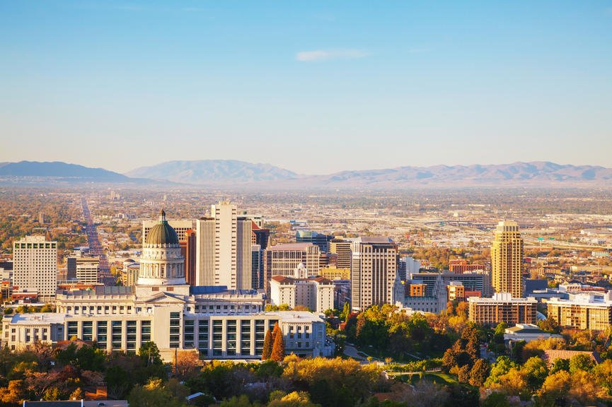 Utah Salt Lake City F410F1