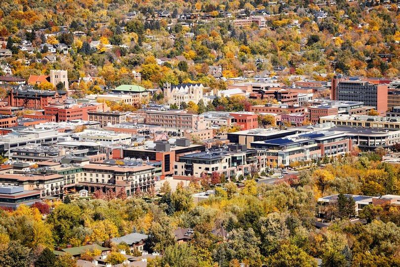 Colorado Boulder K5YEA7