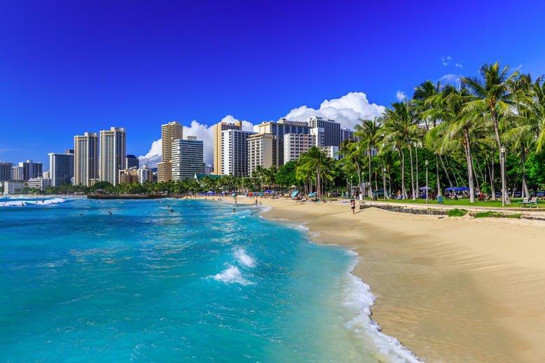 Hawaii Honolulu F9TFKK