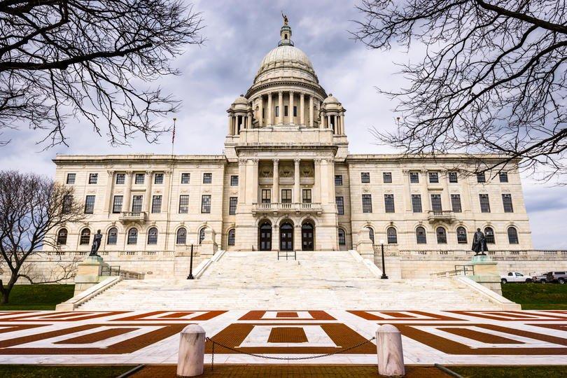 Rhode island capitol GF58B2
