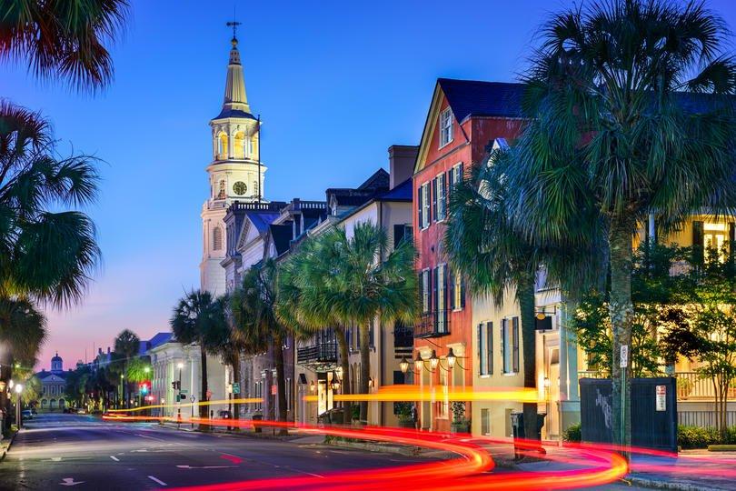 South Carolina Charleston ER4WM6