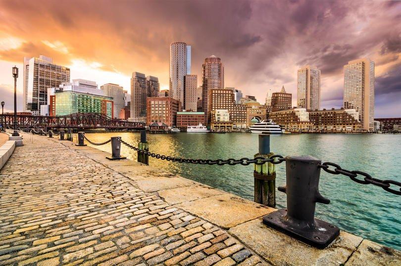 Massachusetts Boston EAYKR2