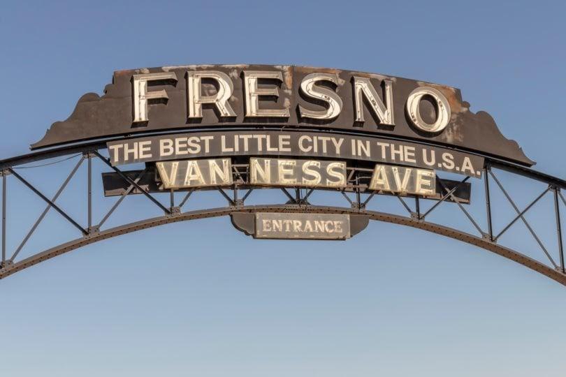 California Fresno T9BHBF
